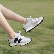 【日本海外代購】New Balance NB 327 白灰 黑白 麂皮 海鹽黑 尼龍 休閒 復古 運動 慢跑 男女鞋 MS327FE