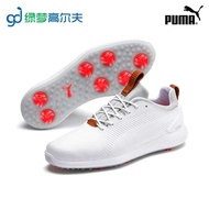【 Golf Shoes 】 Puma Golf Shoes Golf Men's With Spikes Shoes