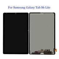 "10.4"" For Samsung Galaxy Tab S6 Lite SM-P610 / SM-P615 2020 P610 P615 Lcd Display Touch Panel Glass Tablet Assembly"