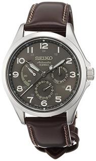 (Presage) SEIKO PRESAGE Men s SARW019 Analog Automatic Brown Watch-SARW019
