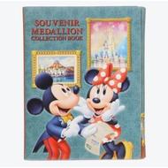 預購-東京迪士尼樂園米奇與朋友圖案紀念幣收集冊