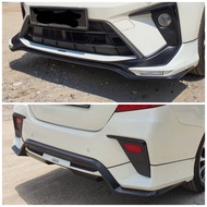 PERODUA BEZZA FACELIFT 2020 GEAR UP BODYKIT