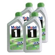 MOBIL美孚ESP 5W30 全合成機油(4入/組)