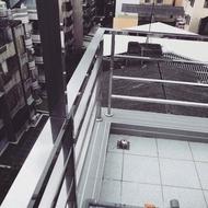護欄 白鐵 扁管 欄杆
