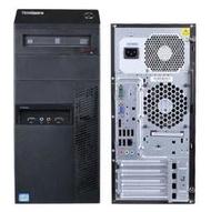 聯想M81 Tower CPU i5-2400/RAM 4G/WIN7 Pro 正版 /商用文書主機 (不含硬碟)