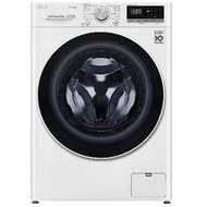 (Bulky) LG FV1408S4W 8kg, Front Load Washing Machine