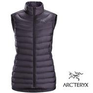 【ARCTERYX 始祖鳥 加拿大】Cerium LT 羽絨背心 羽絨外套 冬季保暖外套 女款 威士忌褐 (L07288400)