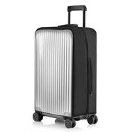 Zigzagg ผ้าคลุมกระเป๋าเดินทาง Premium Luggage Cover เปิดใช้สะดวก แบบใส ถุงคลุมกระเป๋าเดินทาง 24 -30