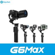 10PCS Feiyutech G6 Max Gimbal Stabilizerสำหรับกล้องMirrorlessกระเป๋าGoPro Hero/8/7/6/5 stabilisateurสมาร์ทโฟน