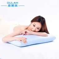 Duo safron Space Memory Pillow Memory Foam Neck Pillow Neck Bolster Pillow er tong zhen Memory Cotton Pillow