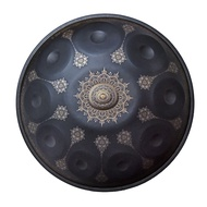 Percussion instrument 10 Notes hand drum empty drum steel tongue drum For Music and Religion Yoga