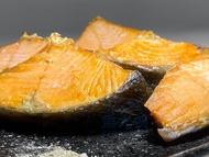 1C7B【魚大俠】FH030美味鮭魚丁塊(300g±10g/包)#丁塊