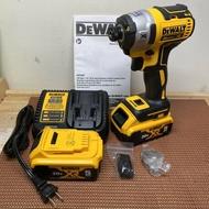 全新美國製造DeWALT DCF887+無刷衝擊起子組(5.0電池組)