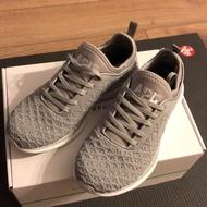 APL techloom phantom 灰色球鞋
