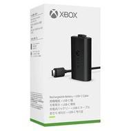 『亂賣館』★全新現貨★ XBOX ONE Series原廠同步充電套組 無須再用拋棄式電池 遊戲不間斷