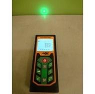 萊賽LAISAI LS203綠光測距儀 80米 長度/面積/體積 綠光測距儀  可換算台尺坪數 LS203-80