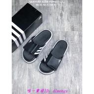愛迪達 Adidas Questar Slide 夏季魔術貼拖鞋 沙灘拖鞋 休閒拖鞋 男士拖鞋
