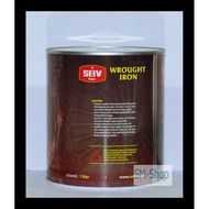 Latest Seiv Wrought Iron Gold - 1kg Gold Wrought Paint Decoration Al6