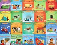 หนังสือภาษาอังกฤษ Usborne First experiences Usborne Farmyard tales 20 books