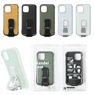 【bitplay】WanderCase 支架扣環掛繩軍規防摔立扣殼 iPhone 12全系列 12pro