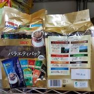 【日本進口】UCC~滴漏式/濾泡式/掛耳式咖啡包~探究咖啡 $220 / 12包入