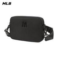 【MLB】素色子母包 斜背包 抗撕裂格子布 紐約洋基隊(32BGDJ111-50L)