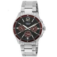 Casio นาฬิกาบุรุษ สายสแตนเลส MTP-1374D-5AVDF