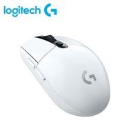 【logitech 羅技】G304 LIGHTSPEED 無線電競滑鼠 白色 【加碼贈USB風扇】