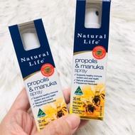 Natural Life Propolis Liquid & Spray 蜂膠噴霧 蜂膠噴劑