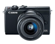 Canon EOS M100 15-45mm Camera