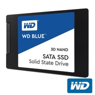 【WD 威騰】藍標SSD 2.5吋 3D NAND固態硬碟
