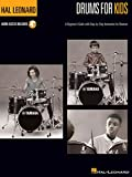 Hal Leonard Drums for Kids: A Beginner's Guide with