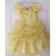 芊金小坊 迪士尼貝兒公主造型服 美女與野獸