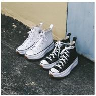 Converse Run Star Hike 似JW聯名 高筒 鋸齒 厚底 厚底帆布鞋