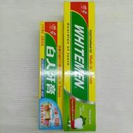 02-(0035、1117)白人牙膏 65g/130g