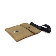 KANGOL 側背 小方包 卡其色 6055301630 noC11