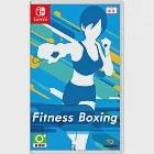 NS 任天堂 Switch 健身拳擊 Fit Boxing 外文封面中文版