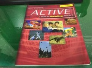 ACTIVE SKILLS FOR READING: BOOK 1│微劃記(Y70)