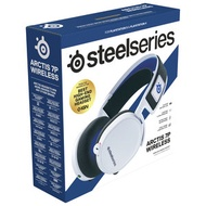 Steelseries - Steelseries ARCTIS 7P PlayStation 5和PlayStation 4無線無損2.4 GHz遊戲耳機-白色