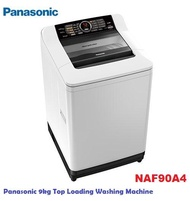 Panasonic NAF90A4 Top Loading Washing Machine 9Kg * TOP SELLER IN YEAR 2019 * LOCAL PANASONIC WARRANTY
