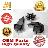 Toyota Unser Auto/ Manual Engine Mounting Set Oem Parts (2 Years Warranty) (Free Shipping)