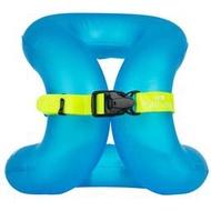 迪卡儂成人男女游泳圈浮力馬甲非救生衣救生圈套頭套脖NABAIJI