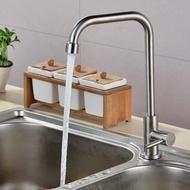 Big sale sus304 faucet stainless steel faucet 7 type kitchen sink faucet single cold