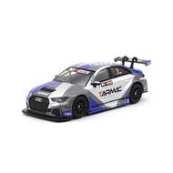 【名車館】TARMAC Works 1/64 AUDI RS3 LMS TCR ASIA 2017