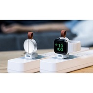 Baseus BS-IW02 Portable Wireless Charger for Apple Watch 4/3/2/1 Series USB Fast Magnetic Charging ที่ชาร์จ Applewatch