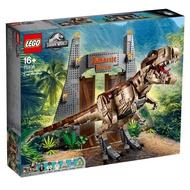 LEGO 75936 Jurassic Park T Rex Rampage [BigBang]