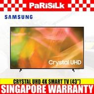 Samsung UA43AU8000KXXS Crystal UHD 4K Smart TV (43inch)