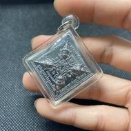 2560 四面神名師 龍婆禪南 新廟一期 四面神 鉛材質 品項漂亮 大梵天王