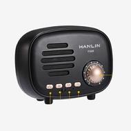 攜帶型小音響 4.1藍芽小喇叭 藍芽音箱 FM收音機 藍芽收音機 復古收音機 TF 隨身碟 U盤 音頻輸入