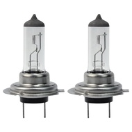 Car Bright Super Halogen H7 Headlight Front Bulbs Light H4H7